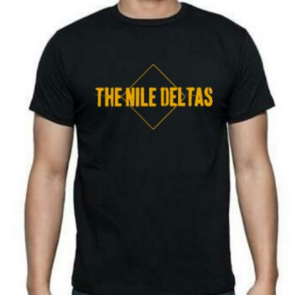 The Nile Deltas Logo Tee